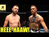 Conor McGregor vs Donald Cerrone for the Interim Lightweight Title?,UFC 234 W-ins,Helwani on Ali