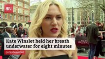 Can Kate Winslet Hold Her Breath Longer Than Most People