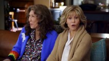 Grace and Frankie   A Conversation with Jane Fonda, Lily Tomlin and RuPaul Charles   Netflix