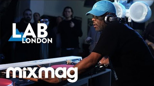 JAMIE 3:26 house & disco set in The Lab LDN