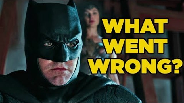 Ben Affleck's Batman: What Went Wrong?