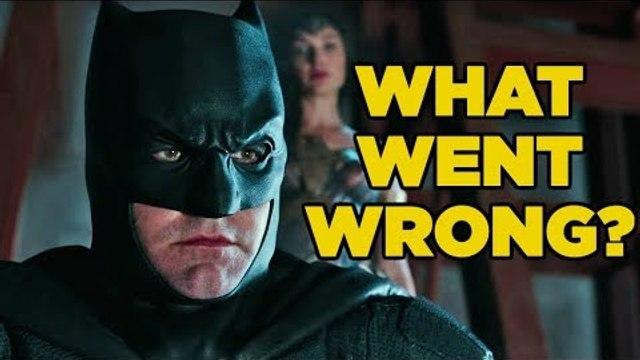 Ben Affleck's Batman: What Went Wrong?