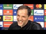 Thomas Tuchel Full Pre-Match Press Conference - Manchester United v PSG - Champions League