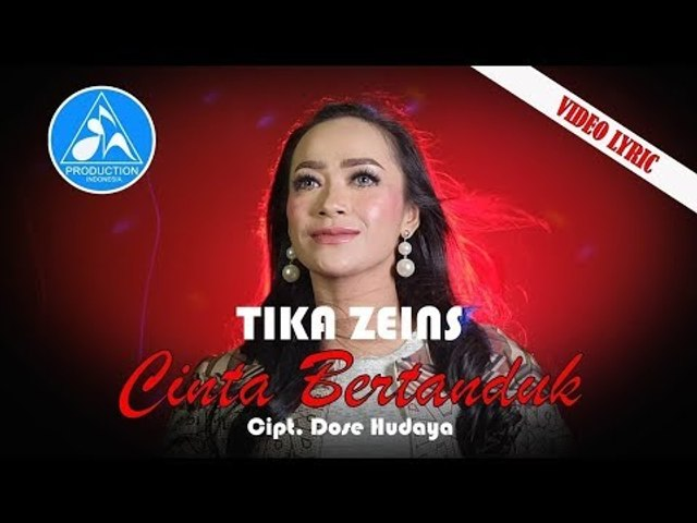 Tika Zeins - Cinta Bertanduk [Official Video Lirik]
