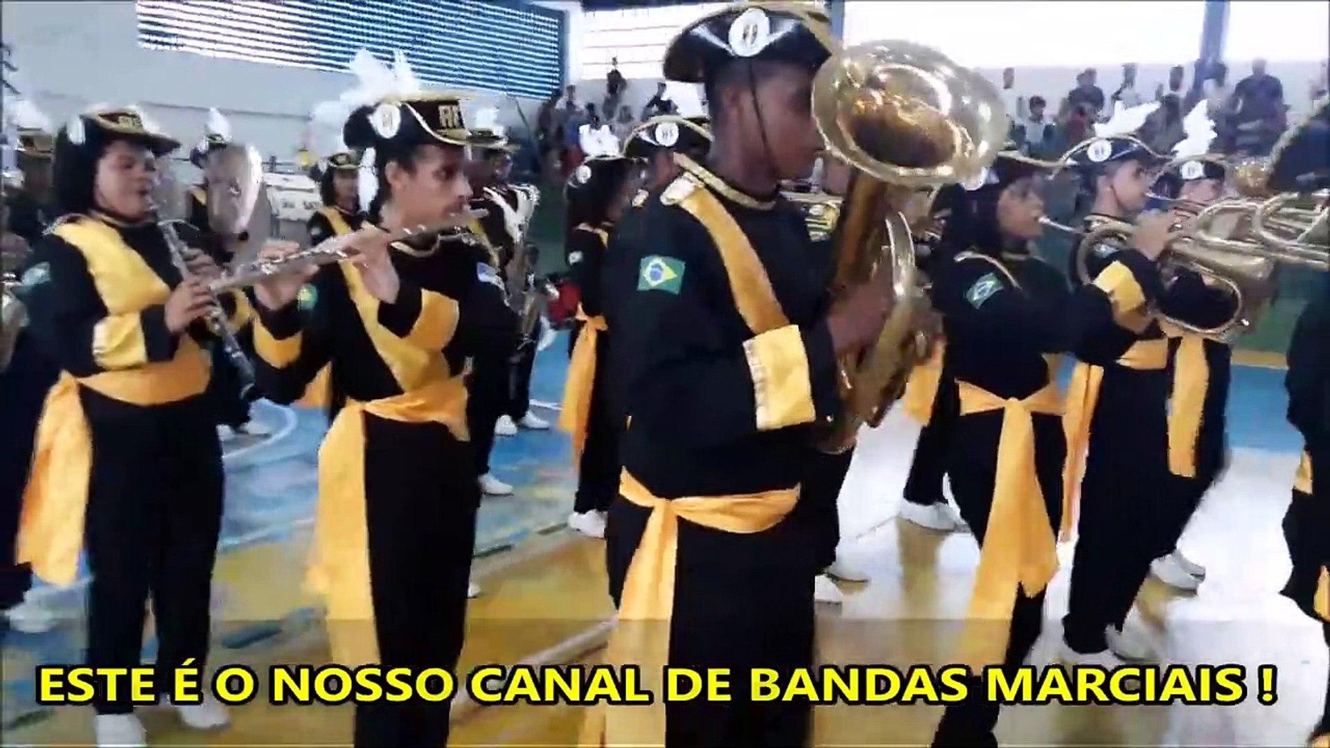 BANDA MUSICAL ALZIRA DA FONSECA 2018 - VI COPA NACIONAL DE CAMPEÃS DE BANDAS E FANFARRAS
