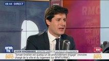 """Pour Julien Denormandie, la taxe foncière est """"un impôt important pour les collectivités locales"""""""