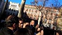 Espinosa de los Monteros habla a la prensa