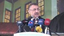 """Cumhurbaşkanı Yardımcısı Oktay: """"Sınırlarımızın Güvenliği Onurumuzdur ve Buralarda Terör..."""