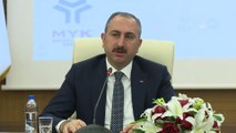 Bakan Gül: 'Suçlunun cezasını çekmesinin yanında topluma dönüşünü sağlamak da temel amacımız' - ANKARA