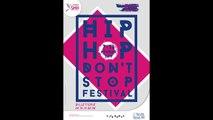 Hip hop don't stop festival 2019