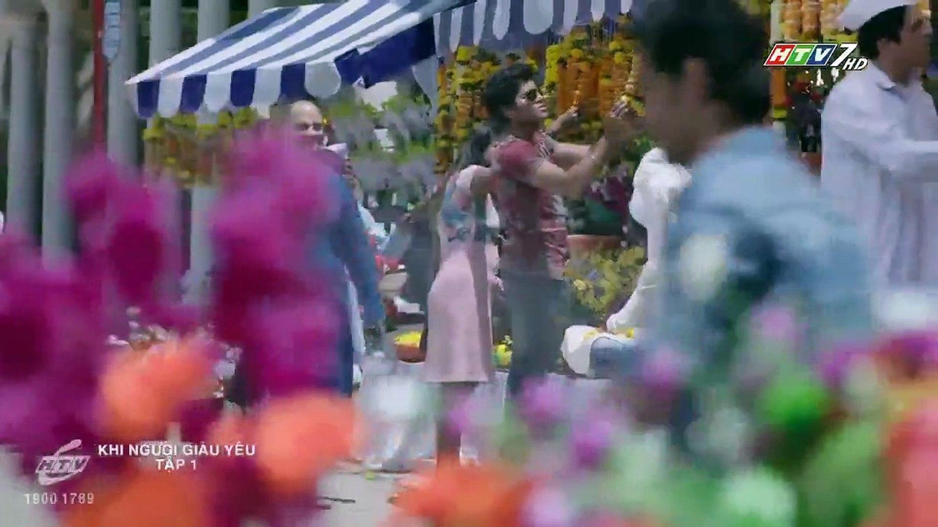 Khi Người Giàu Yêu Tập 1 - HTV7 Lồng Tiếng - Phim Ấn Độ - Phim Khi Nguoi Giau Yeu Tap 1 - Phim Khi N