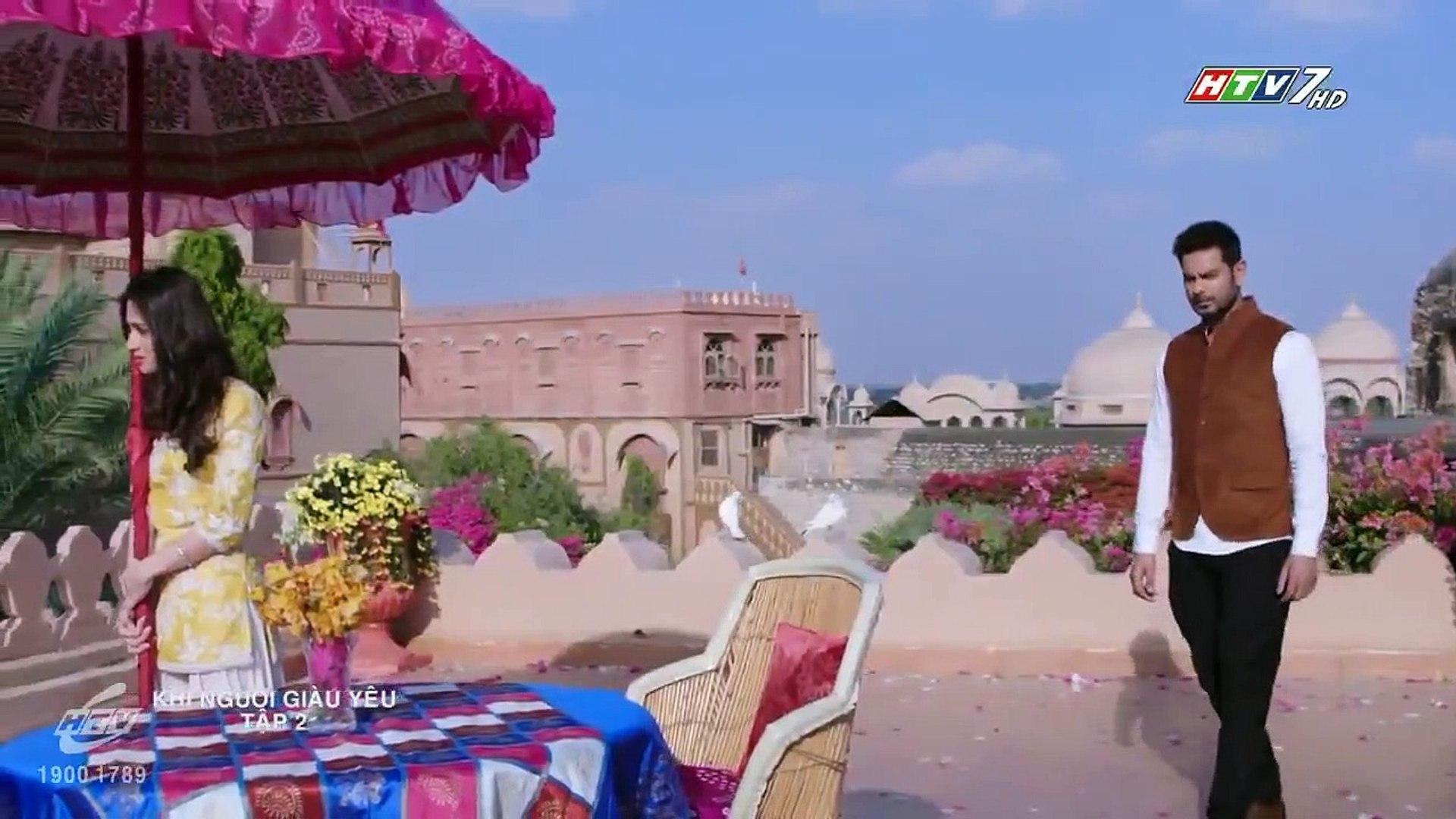Khi Người Giàu Yêu Tập 2 - HTV7 Lồng Tiếng - Phim Ấn Độ - Phim Khi Nguoi Giau Yeu Tap 2 - Phim Khi N