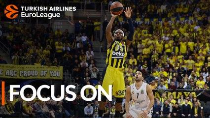 Focus on: Ali Muhammed, Fenerbahce Beko Istanbul