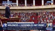 L'Assemblée Nationale condamne les actes de violence envers les représentants politiques et tout acte de racisme et antisémitisme