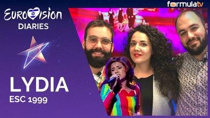 """Lydia recuerda Eurovisión 1999:  """"Mi compañía discográfica me escondió"""""""