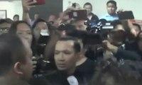 Penasihat Hukum Protes Ahmad Dhani Ditahan Jaksa