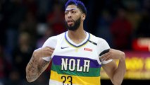 Off the Bench: NBA denies threatening to fine Pelicans for sitting Anthony Davis
