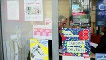 Permanences exterieures des services sociaux Parisiens