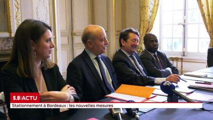 L'épineuse question du stationnement payant à Bordeaux... Alain Juppé est revenu hier en détail sur les mesures mises en oeuvre dans la ville. Des mesures censées dès juin 2019 simplifier l'usage et les démarches des usagers mais aussi des professionnels.