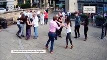 Gordie salsa dancers!