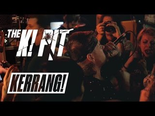 BEARTOOTH Live In The K! Pit (Tiny Dive Bar Show)