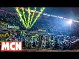 Behind the scenes at Arenacross Birmingham | MCN | Motorcyclenews.com