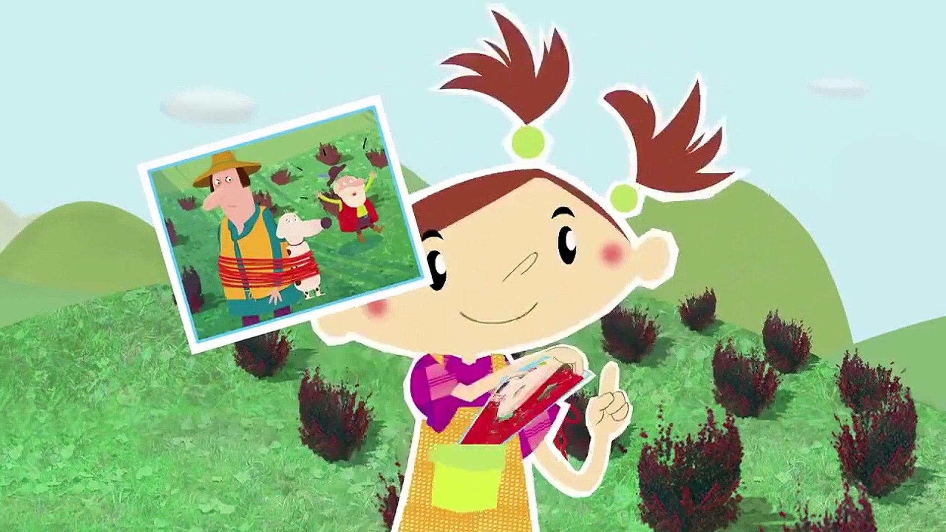 Dessin animé en francais ★ MILA raconte des histoires de LUTINS ★ Dessin animé en francais Cmplet
