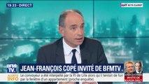 """Violences en marge des manifestations: pour Jean-François Copé """"il fallait rétablir l'état d'urgence"""""""