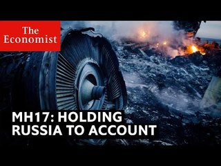 MH17: can Russia be held to account? | The Economist