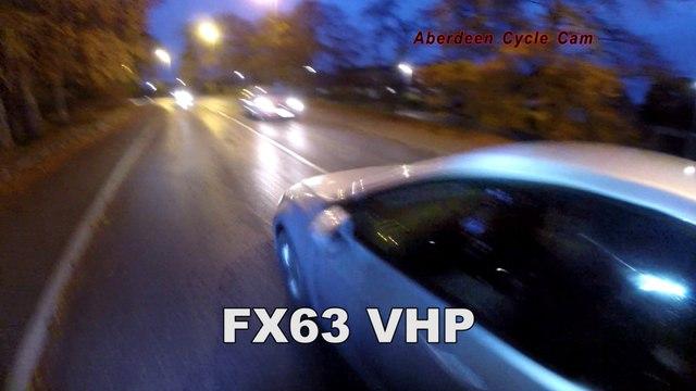 FX63VHP - Really close pass - Queen's Road, Aberdeen