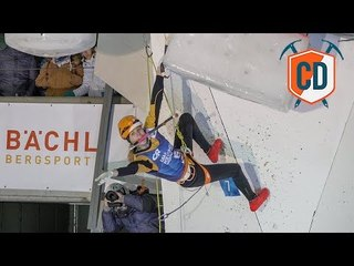A Dyno With Ice Axes Is INSANE | Climbing Daily Ep.1349