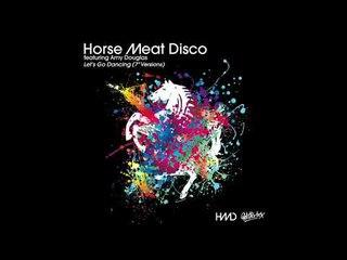 """Horse Meat Disco feat. Amy Douglas - 'Let's Go Dancing' (Dimitri From Paris 7"""" Version)"""