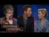 Sassy Grandma interviews Chris Pratt and Elizabeth Banks for Lego Movie 2 | Cosmopolitan UK