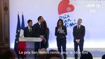 Remise du prix Ilan Halimi contre le racisme et l'antisémitisme