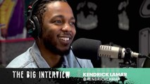 Kendrick Lamar Talks Being the Current GOAT of Rap