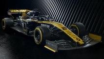 F1 - Renault dévoile la R.S.19