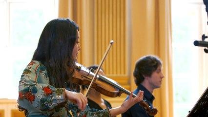 Rafal Blechacz - Fauré: Sonata No. 1 for Violin and Piano in A Major, Op. 13: 3. Allegro vivo