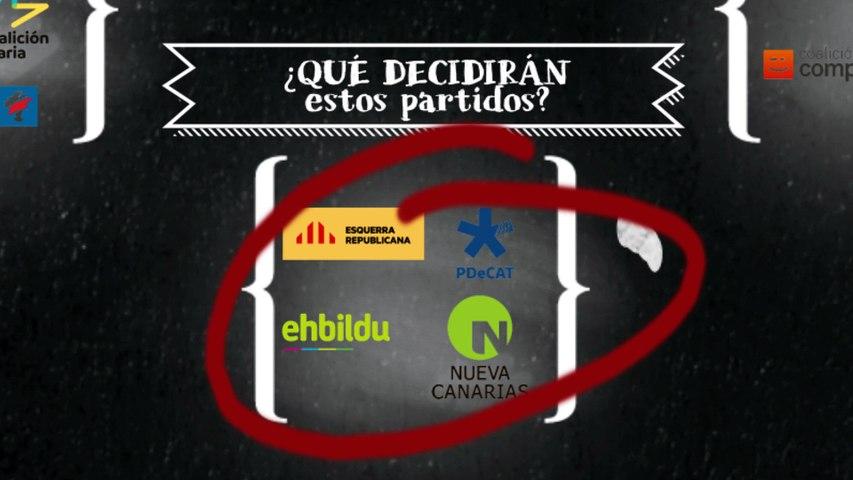 El esquema de flechas del futuro de Pedro Sánchez