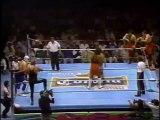 Atlantis/Brazo de Plata/El Faraon vs Pirata Morgan/El Satanico/MS-1 (CMLL June 27th, 1992)