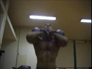 ENTRAÎNEMENT FORCE ENDURANCE MMA