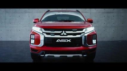 三菱自動車、2020年のOutlander Sportを世界規模で発表