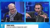 """Bruno Morel : """"On ne peut pas rendre les pauvres invisibles et les reléguer dans des zones de non-droits"""""""