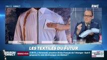 La chronique d'Anthony Morel : Les textiles du futur - 13/02