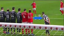 Le but litigieux de Benfica face au Nacional en Liga Nos