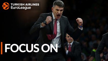 Focus on: Velimir Perasovic, KIROLBET Baskonia