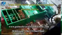 Double screw palm oil extraction machine, palm oil press machine for sale, factory price