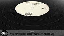 Sisko Electrofanatik, Klaark - Sanctuary (Original Mix) - Official Preview (Autektone Records)