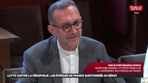 Lutte contre la pédophilie : les évêques de France auditionnés au sénat   - Les matins du Sénat (13/02/2019)