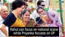 Political Bazaar | Will Priyanka Gandhi's entry into politics help Congress?