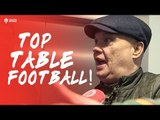 TOP TABLE FOOTBALL! Manchester United 0-2 PSG Paris Saint-Germain